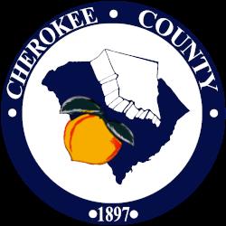 Cherokee County logo